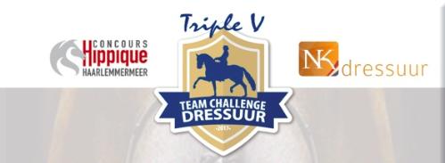 Triple V Team Challenge Selectiedag