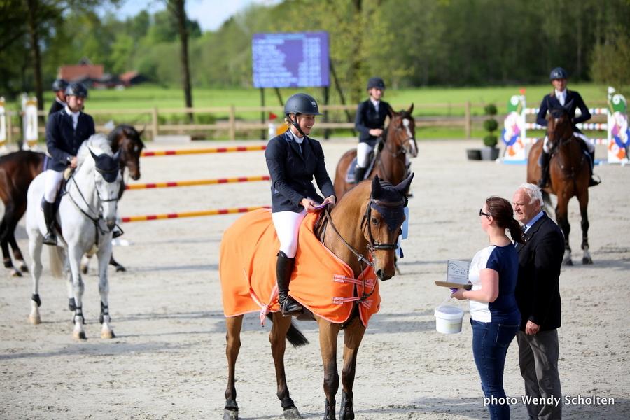 Paardensportcentrum Lichtenvoorde, Outdoor Vragender, Ester Blekkink