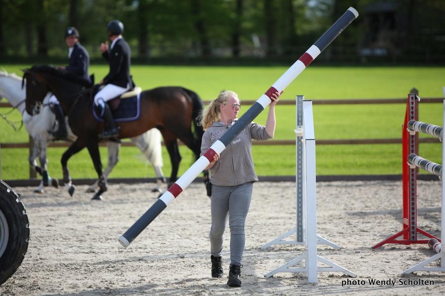 Paardensportcentrum Lichtenvoorde, Outdoor Vragender, Gemma Rack
