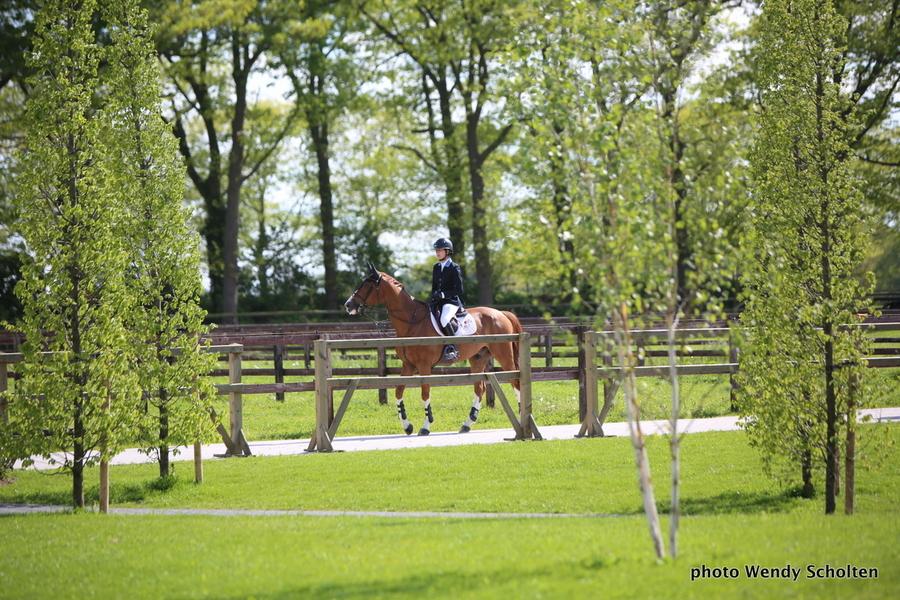 Paardensportcentrum Lichtenvoorde, Outdoor Vragender, Kim Bril