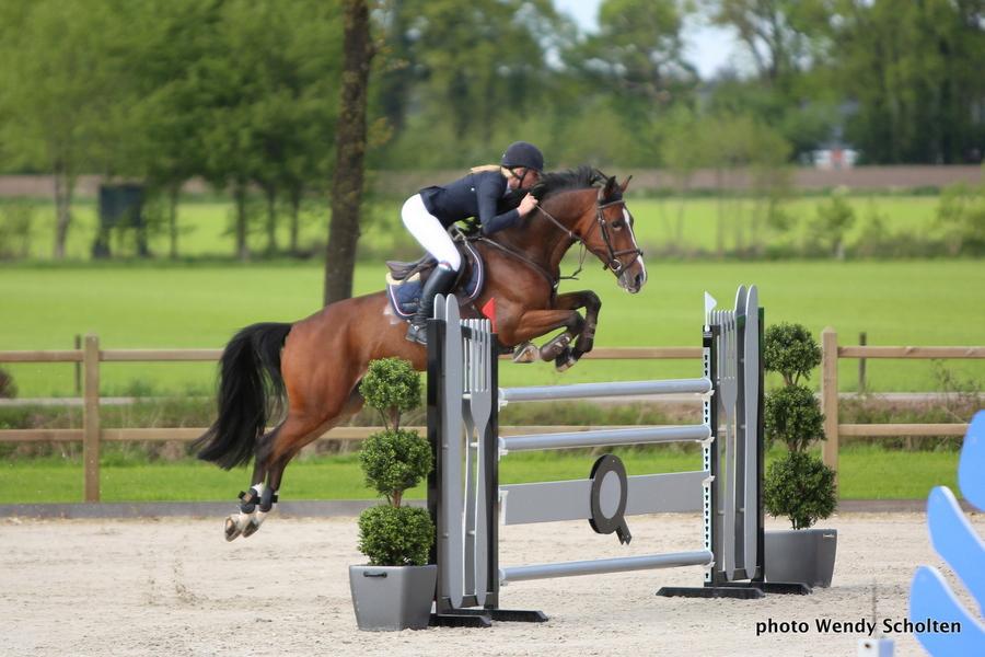 Paardensportcentrum Lichtenvoorde, Outdoor Vragender, Leontine Bruin