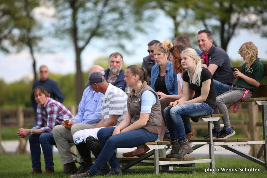 Paardensportcentrum Lichtenvoorde, Outdoor Vragender