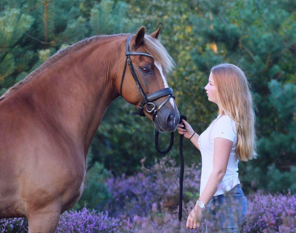 Sarah Oude Munnink, Huustede's Moonberry