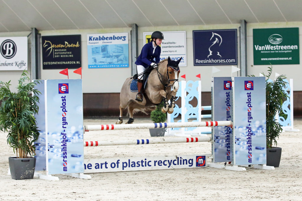 PSC pony springen